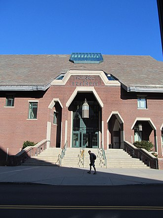 University of Connecticut School of Business - School of Business in Storrs