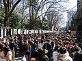 University of Tokyo Admittance Celebrations 2011-03-10.JPG