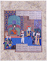 Unknown, Iran, 16th Century - Illustration - Google Art Project.jpg