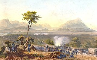 Battle of Monterrey 1846 battle during the Mexican–American War