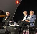 V.l.n.r. Erich Schmeckenbecher, Dirk Joeres, Rüdiger Safranski.jpg