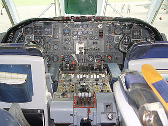 Vickers VC10 cockpit of the 1960s VC10FlightDeck.jpg