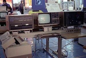 VEF - VEF-MIKRO 1024 personal computer