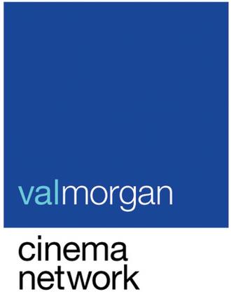 Hoyts - Current logo of Val Morgan.