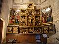 Valladolid iglesia Salvador retablo San Juan-Bautista ni.jpg