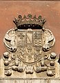 Valladolid palacio Fabio Nelli escudo lou.jpg