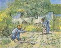 Van Gogh - Erste Schritte (nach Millet).jpeg