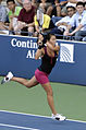 Vania King at the 2009 US Open 01.jpg