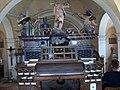 Varhany v Blovickém kostele, zde Vojtěch Bělohrobský komponoval své skladby.jpg