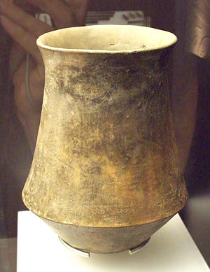 Carinate - Argaric carinated vessel (Bronze Age)