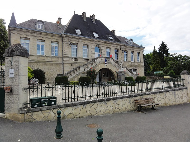 Vauxaillon (Aisne) mairie