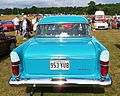 Vauxhall Victor F branded as Envoy for Canada mfd 1960 1508cc back end.jpg
