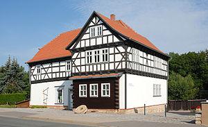 Günthersleben-Wechmar - Image: Veit Bach Mühle