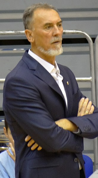 Fenerbahçe Men's Volleyball - Veljko Bašić