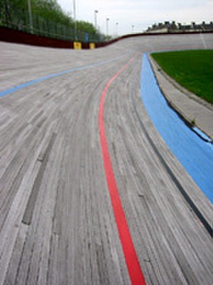 Meadowbank Stadium - Meadowbank velodrome