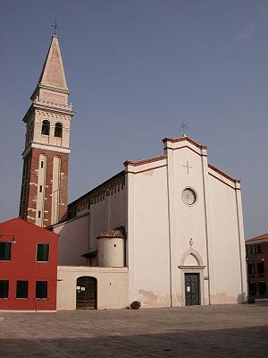 Malamocco - Santa Maria Assunta