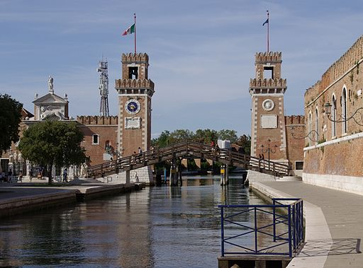 Venezia Arsenale di Venezia 001