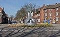 Venlo, Brüder beeld van Arno Coenen op rotonde bij Goltziusstraat positie2 foto1 2016-03-26 11.40.jpg