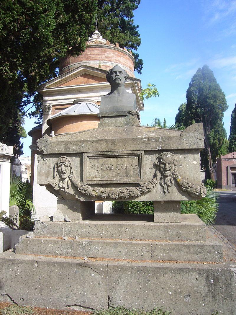 Verano z Quadriportico - 1881 Pietro Cossa 1280081.JPG