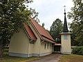 Vesannon Johannes Kastajan syntymän rukoushuone - Koulutie 6 - Vesannon kk - Vesanto.jpg