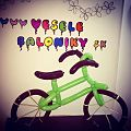 Vesele Baloniky Bicykel.jpg