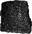 Vesicular Lava from Ascension Island - by Geikie.jpg