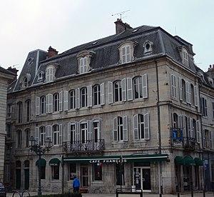 Hôtel particulier - Hôtel Pétremand in Vesoul.