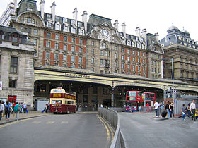 Image illustrative de l'article Gare de Londres Victoria
