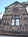 Vieux tours, maison à croix de saint-andré, place plumereau.jpg