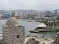View from Sidon's Sea Castle, Sidon, Lebanon.jpg