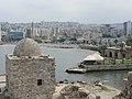 View from Sidon's Sea Castle, Sidon, Lebanon.jpg
