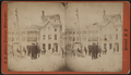 View of Commercial buildings and people in Whitehall, N.Y, from Robert N. Dennis collection of stereoscopic views.png