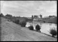 View of the road bridge over the Waikato River at Hamilton. ATLIB 287945.png