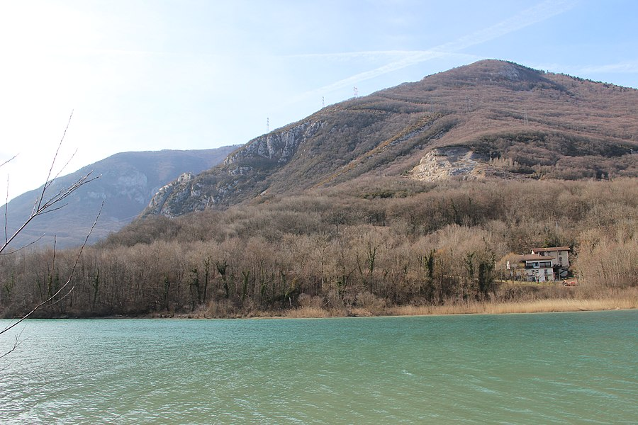 View on the Crêt d'Eau