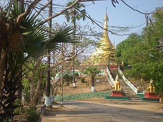 Mawlamyine City in Mon State, Myanmar