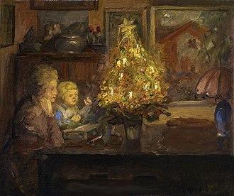 Viggo Johansen - A Christmas Story