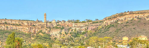 Chittor Fort Wikipedia