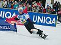 Viktoria Stefaner FIS World Cup Parallel Slalom Jauerling 2012.jpg