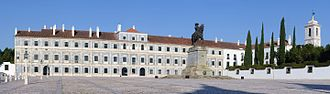 Ducal Palace of Vila Viçosa - The Palace of the Dukes of Braganza, in Vila Viçosa