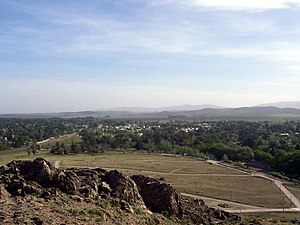 Sierra de La Ventana (town)