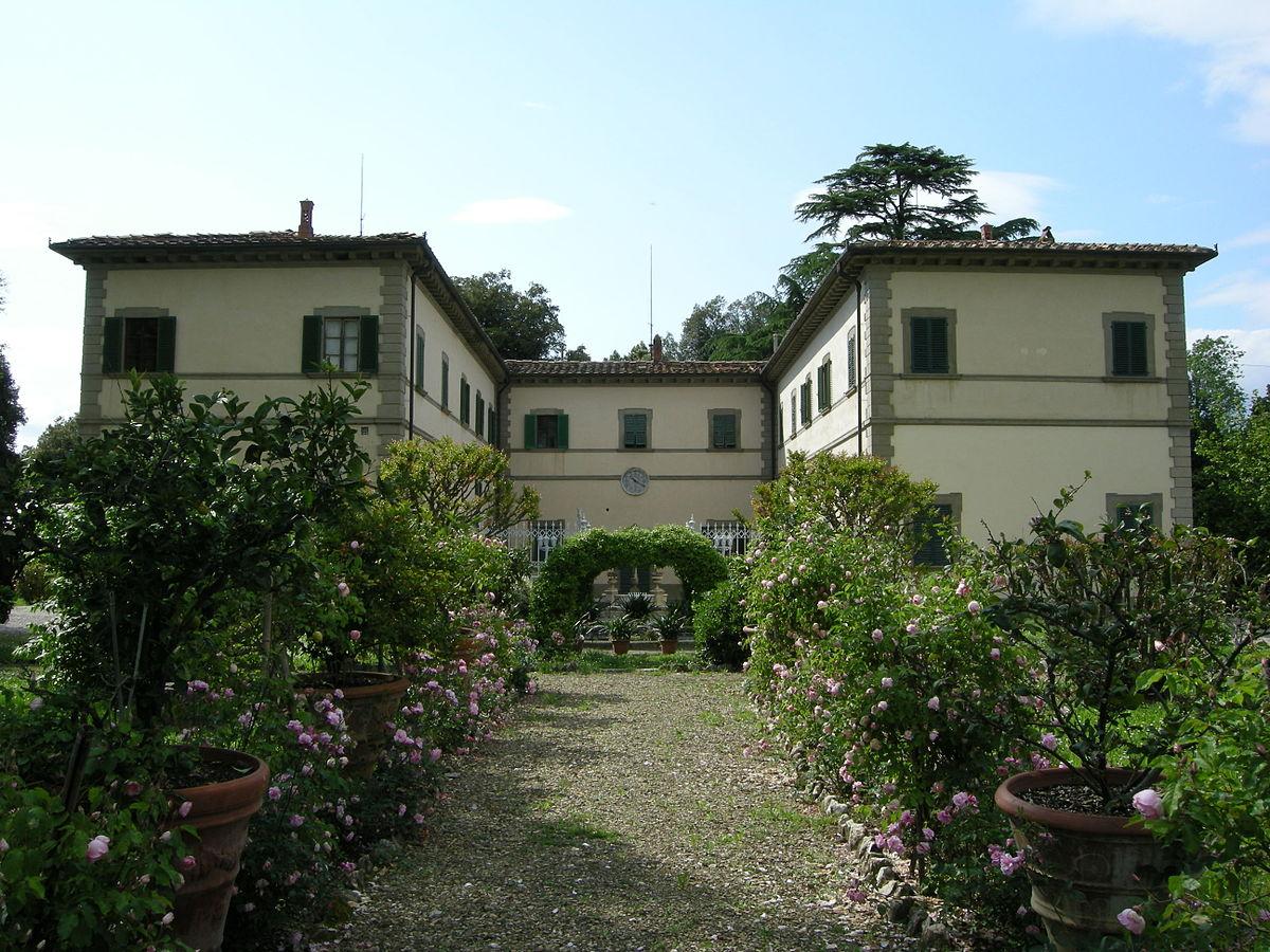 Villa Fiorentina  Av Des Magnolias  Nice