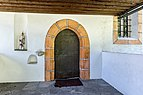 Villach Obere Fellach Filialkirche hl Thomas gotisches Portal 26062017 9897.jpg