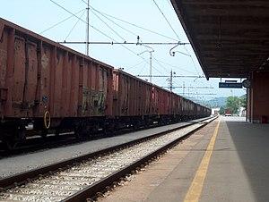 Villa Opicina - Villa Opicina railway station