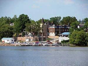 Ville-Marie, Quebec - Image: Ville Marie Quebec