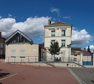 Villeneuve-la-Guyard Commune in Bourgogne-Franche-Comté, France
