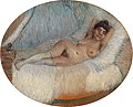 Vincent van Gogh - Reclining Nude (Femme nue étendue sur un lit) - BF720 - Barnes Foundation.jpg