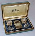 Vintage Beltone Fortissimo Transistor (Body) Hearing Aid, 5 Transistors, Made In USA, Circa 1956 (25649366153).jpg