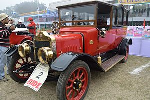 The Statesman - Vintage Car Rally 2016 04