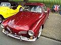 Vintage car, Birkenhead 4.JPG