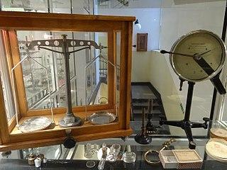 Vintage laboratory equipment, Chemical Faculty, Gdansk University of Technology.jpg